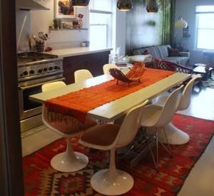 Как выбрать кухонный стол