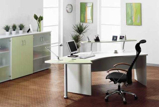 Из чего производят офисную мебель
