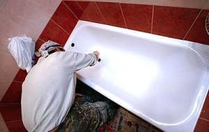 Ванная. Советы для эмалировки ванной