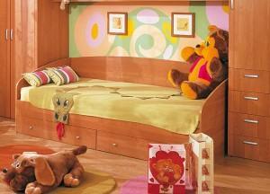 Детская кровать — взрослая проблема