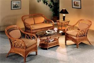 Плетеная мебель на любой вкус
