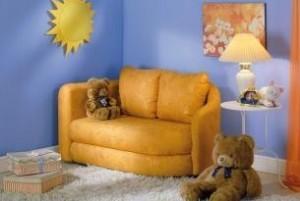 Выбор детского дивана