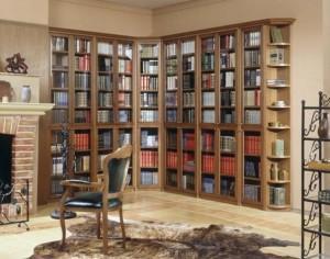 Выбираем книжный шкаф
