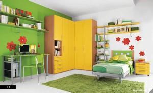 Моделирование детской комнаты