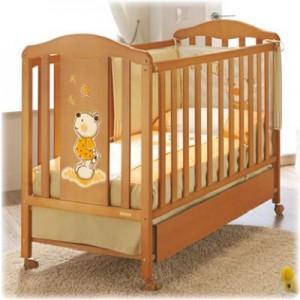 Правильно выбираем детскую кроватку