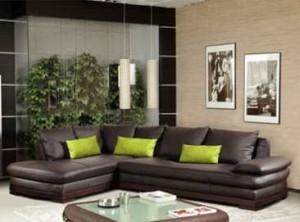 Кожаная мебель: Плюсы и минусы