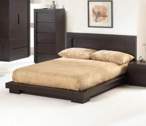 Кровать какой формы лучше выбрать?