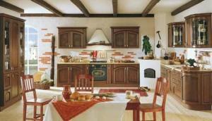 Оформляем кухню в стиле кантри
