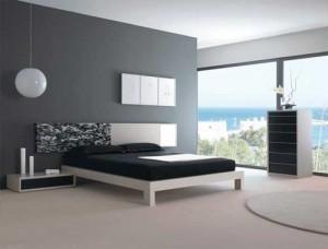 Современный и традиционный стиль спальни