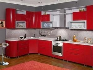Обустройство современной кухонной мебели
