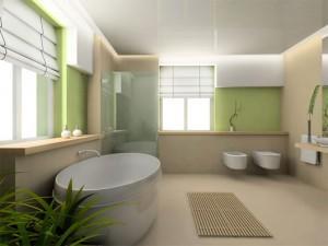 Ремонтные работы в ванной