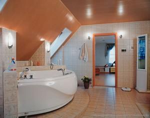 Нестандартная ванная в Вашем доме