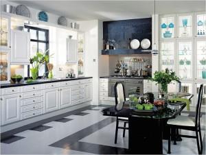 Инженерные коммуникации и мебель на кухне. Как сделать?