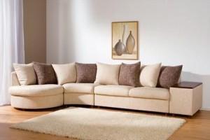 Угловые диваны — как украшение интерьера