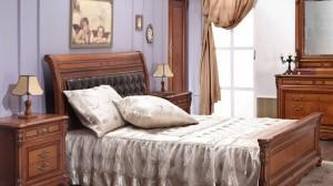 Правильный выбор деревянной мебели для спальни