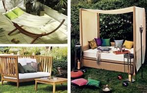 Сейчас нам предлагают купить мебель для дачи и сада из различных материалов