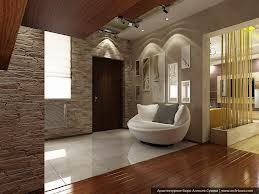 Дизайн интерьера холла небольшого коттеджа