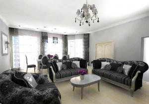 Роль текстильного декора в интерьере жилого дома