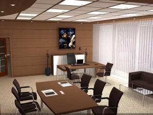 Офисный интерьер — каким он должен быть?