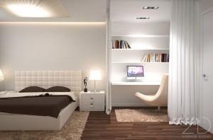 Три идеи для спальни