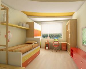 Интерьер детской комнаты – о чем нужно помнить?