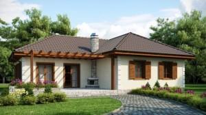 Строительство одноэтажного дома. Взвешиваем за и против