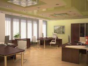 Интерьер офиса – как и кем подбирается?