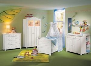 Комната для новорожденного. Что надо знать об интерьере детской его родителям