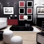 Модная гостиная: идеи для обустройства