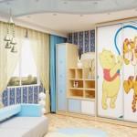 Как выбрать шкаф- купе для детской спальни
