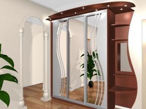 Шкаф-купе для вашей квартиры