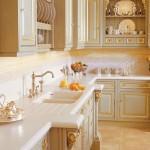 Креативные идеи для кухонного пространства в белом цвете