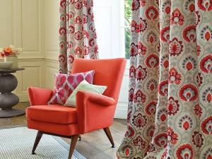 Текстиль для окон и дизайн приватных помещений