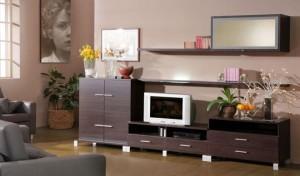 Мебель в гостиной: важные дополнительные детали интерьера