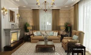 Мебель, как важнейший дизайнерский элемент интерьера гостиной