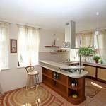 Кухня- столовая в планировке дома. Строим загородный дом своими руками