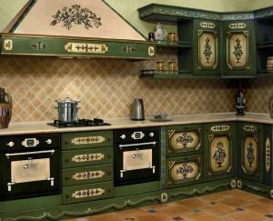 Немного о кухонном фасаде